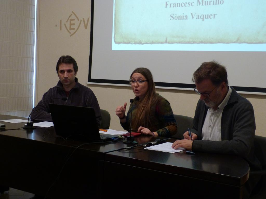 Intervenció De F. Murillo I S. Vaquer