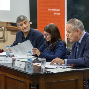 José Enrique Gargallo, Meritxell Blasco I Joan Tort
