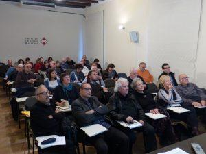Presentació De La V Jornada De La Societat D'Onomàstica A Valls