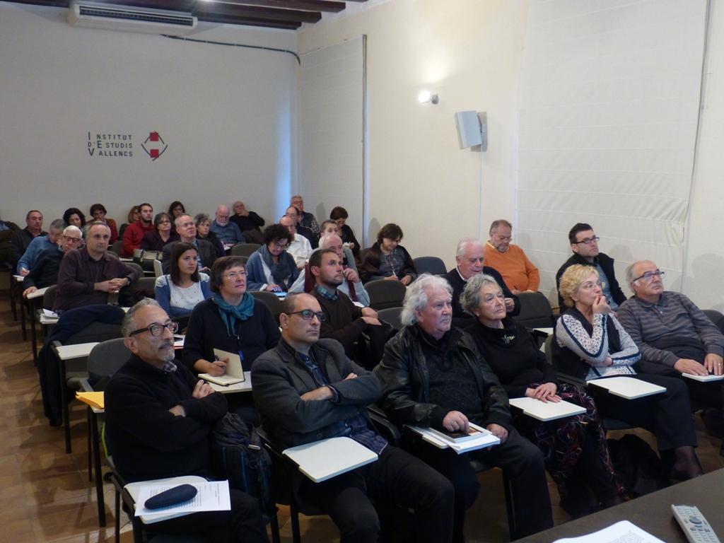 Públic Assistent A La Jornada, 2