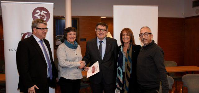 Sílvia Veà, Guanyadora DeI I Premi Ramon Amigó D'onomàstica Catalana